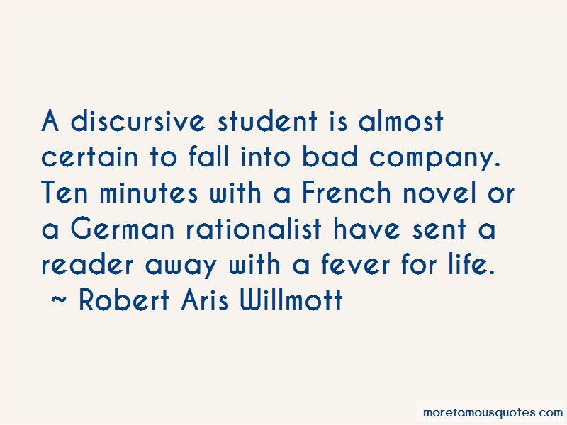 Robert Aris Willmott Quotes Pictures 2