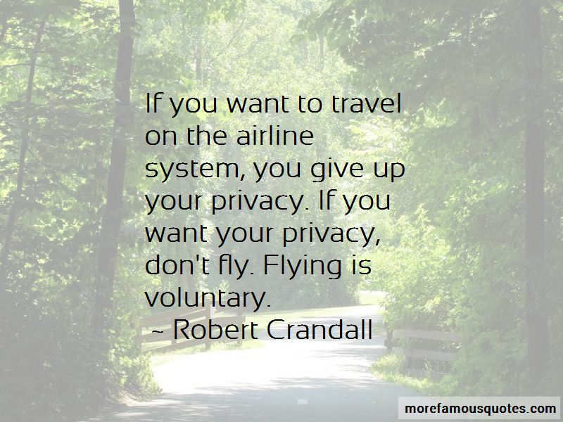 Robert Crandall Quotes Pictures 2