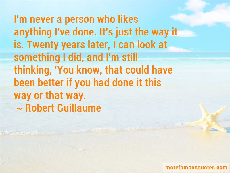 Robert Guillaume Quotes Pictures 2