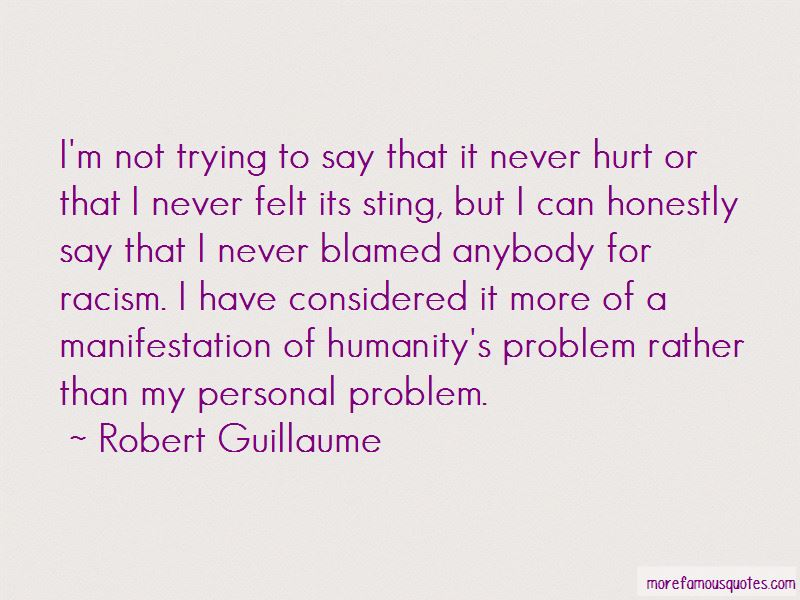Robert Guillaume Quotes