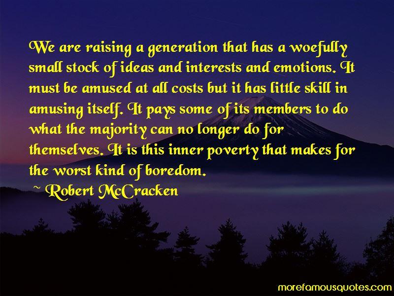 Robert McCracken Quotes Pictures 2