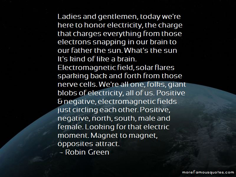 Robin Green Quotes Pictures 3