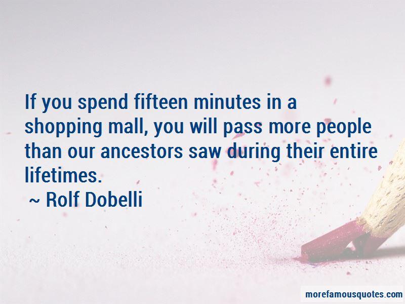 Rolf Dobelli Quotes Pictures 2
