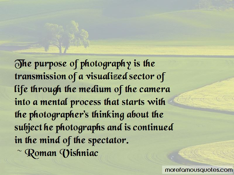 Roman Vishniac Quotes Pictures 2
