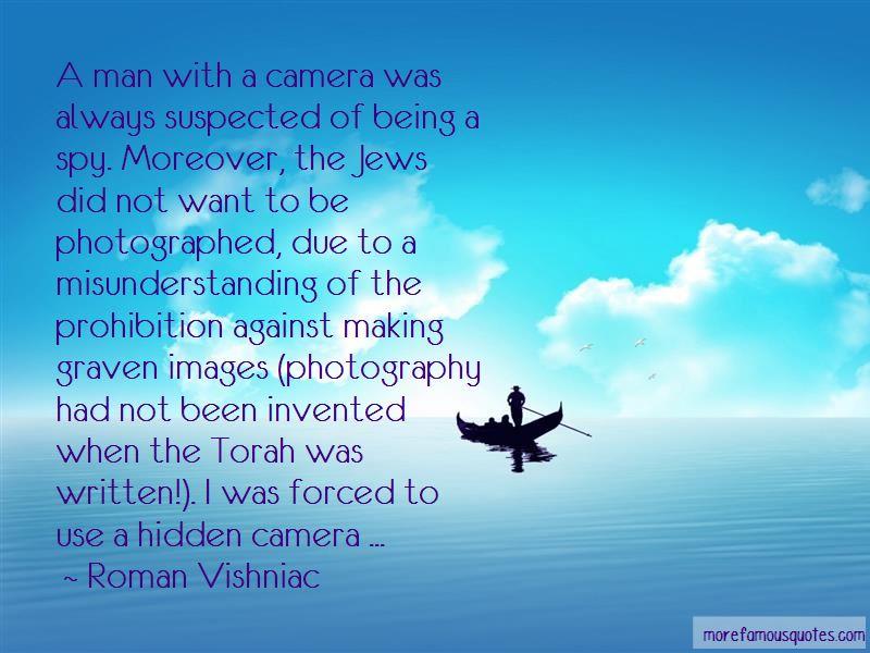 Roman Vishniac Quotes Pictures 4