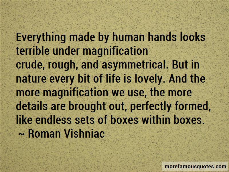 Roman Vishniac Quotes