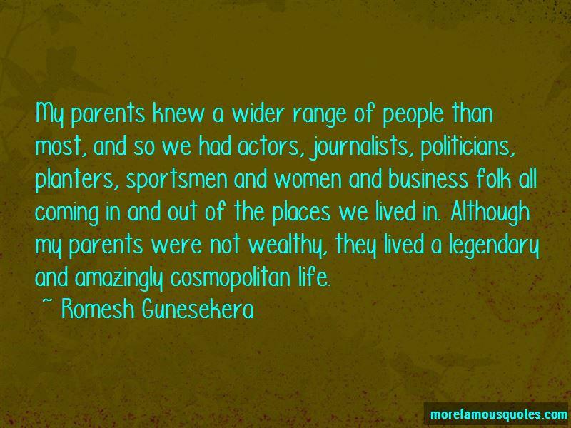 Romesh Gunesekera Quotes Pictures 2
