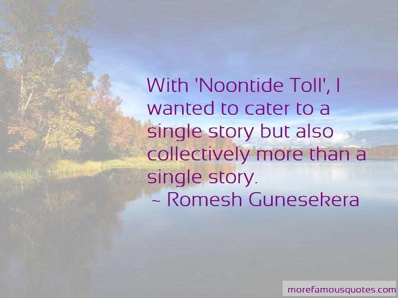 Romesh Gunesekera Quotes Pictures 3