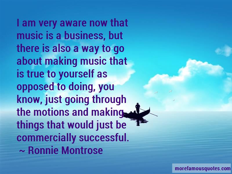Ronnie Montrose Quotes Pictures 2