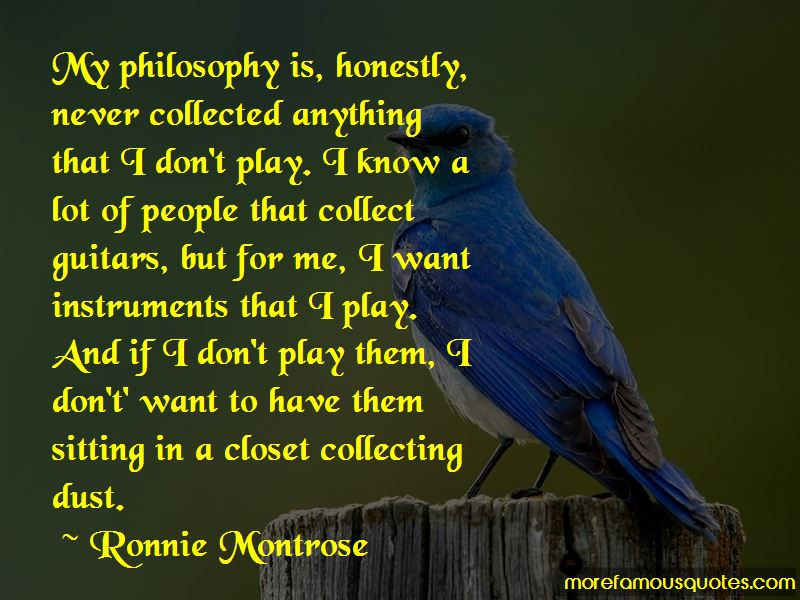 Ronnie Montrose Quotes Pictures 3