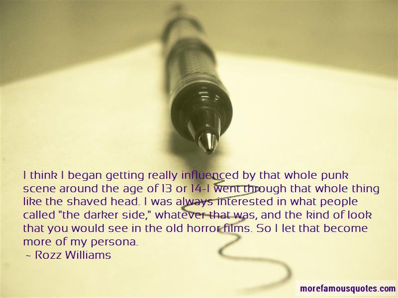 Rozz Williams Quotes Pictures 2