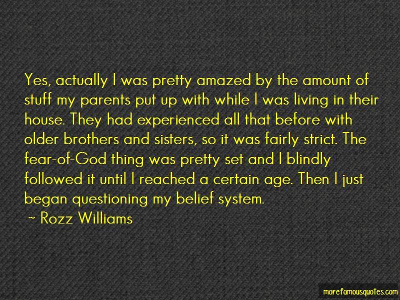 Rozz Williams Quotes