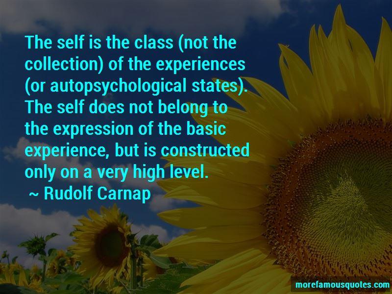 Rudolf Carnap Quotes Pictures 2