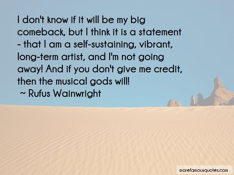 Rufus Wainwright Quotes Pictures 2