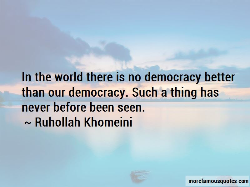 Ruhollah Khomeini Quotes Pictures 3