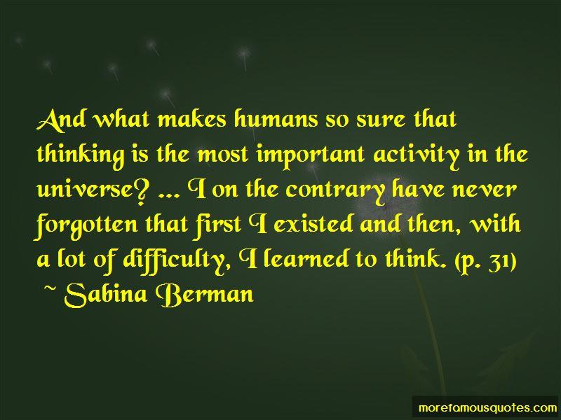 Sabina Berman Quotes Pictures 3