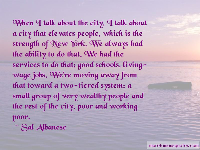 Sal Albanese Quotes Pictures 2