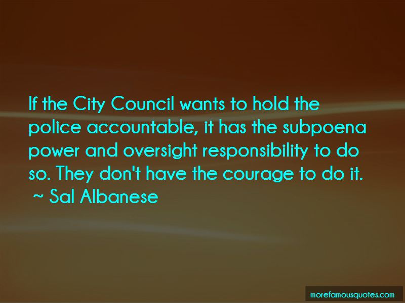 Sal Albanese Quotes Pictures 3