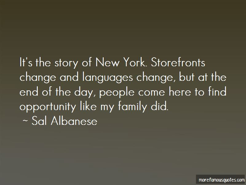 Sal Albanese Quotes Pictures 4
