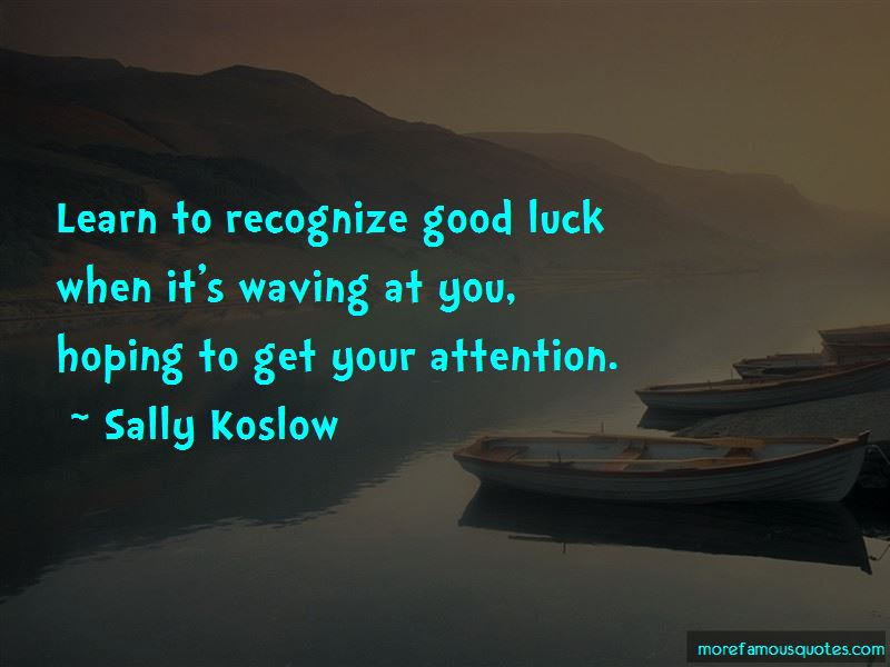 Sally Koslow Quotes Pictures 2