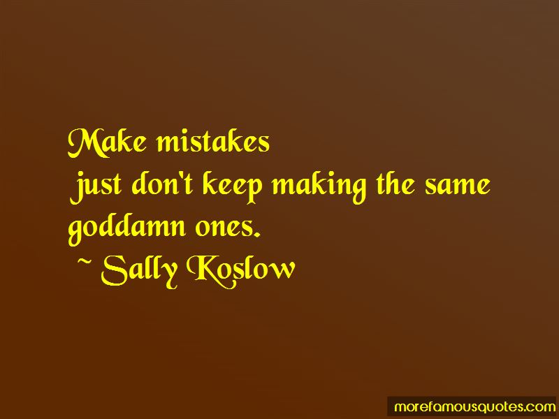 Sally Koslow Quotes Pictures 4