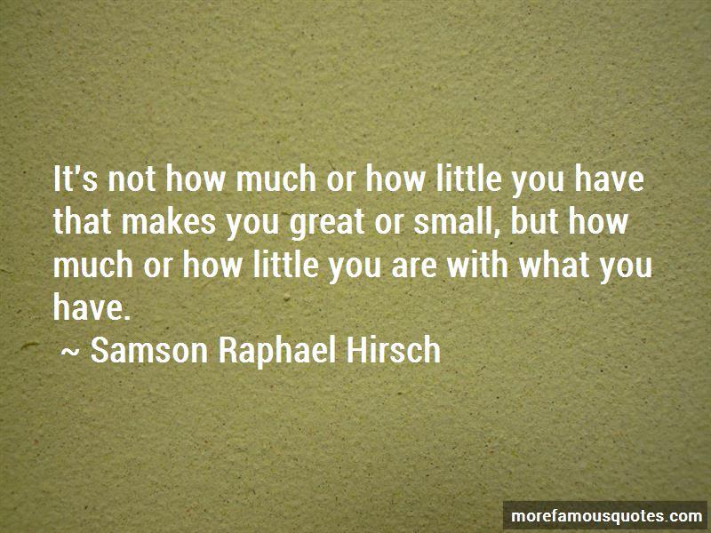 Samson Raphael Hirsch Quotes Pictures 4