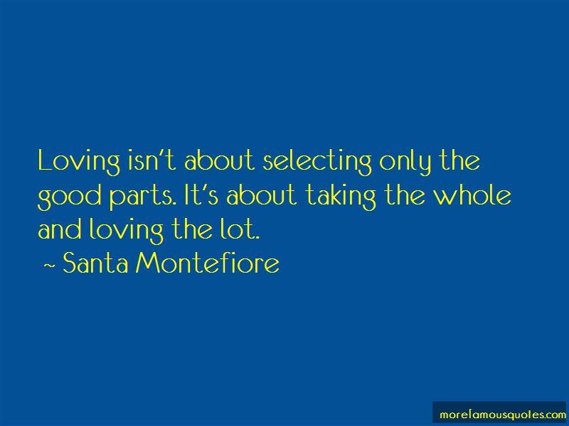 Santa Montefiore Quotes Pictures 2