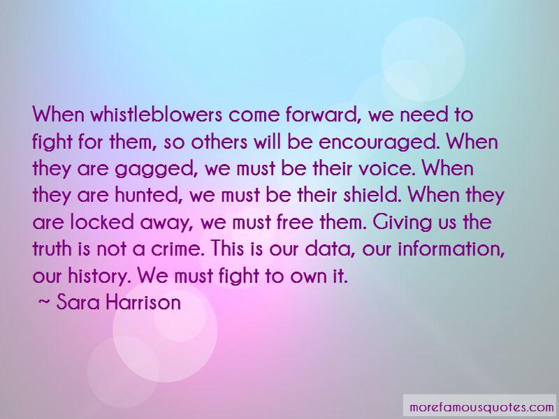 Sara Harrison Quotes Pictures 2