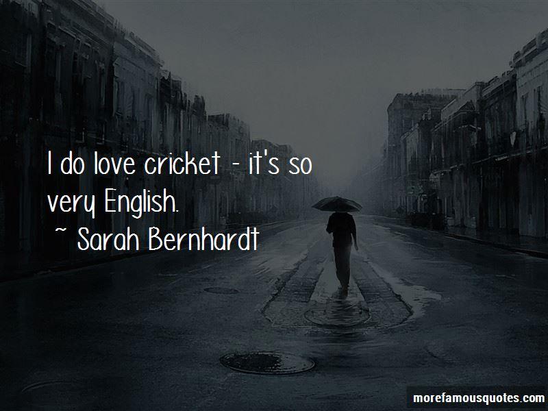 Sarah Bernhardt Quotes Pictures 3