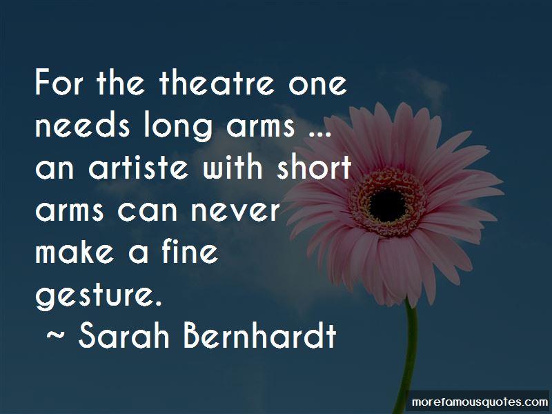 Sarah Bernhardt Quotes Pictures 4