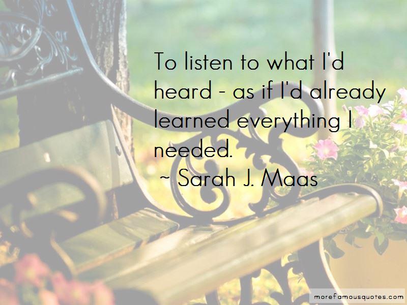 Sarah J. Maas Quotes Pictures 2