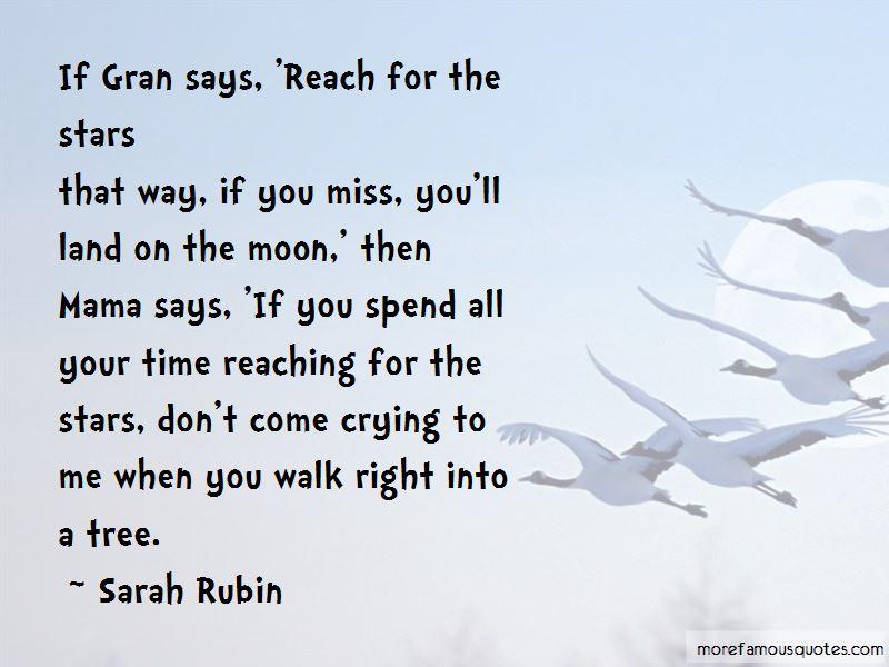 Sarah Rubin Quotes Pictures 3