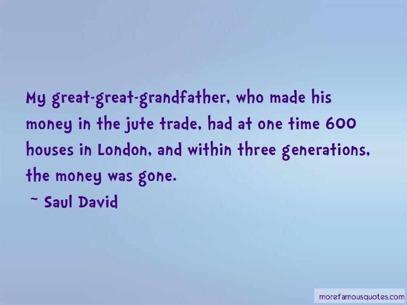 Saul David Quotes Pictures 2