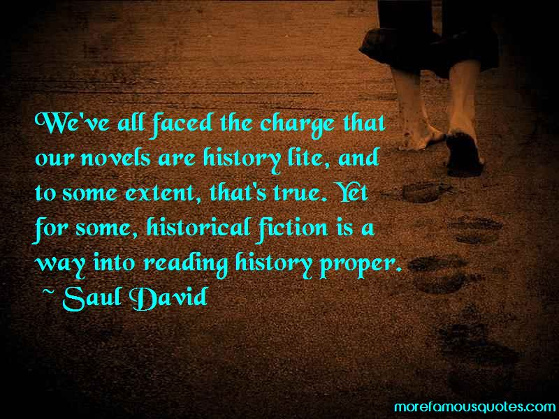 Saul David Quotes Pictures 4
