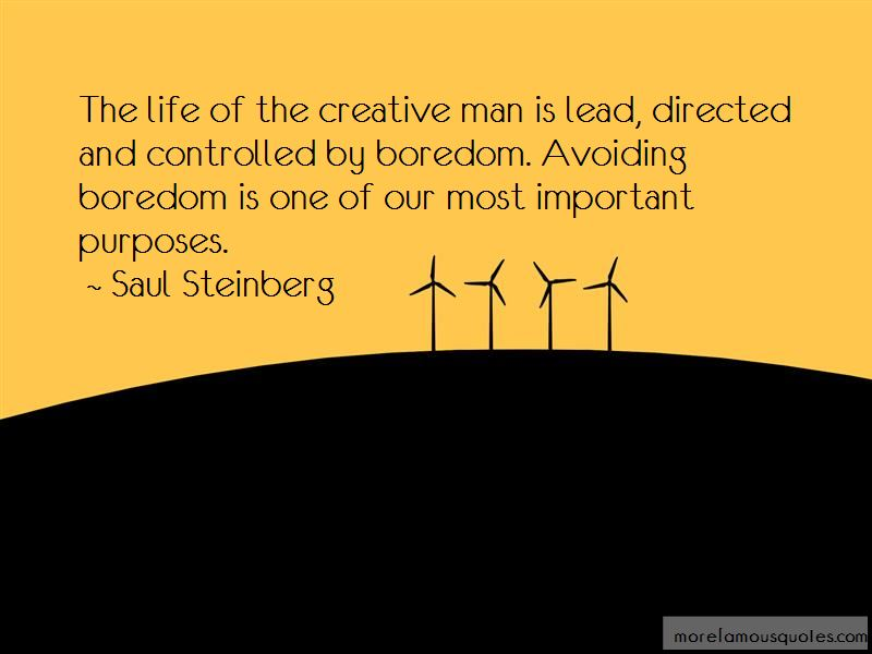 Saul Steinberg Quotes Pictures 3