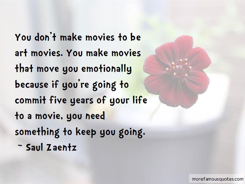 Saul Zaentz Quotes Pictures 2