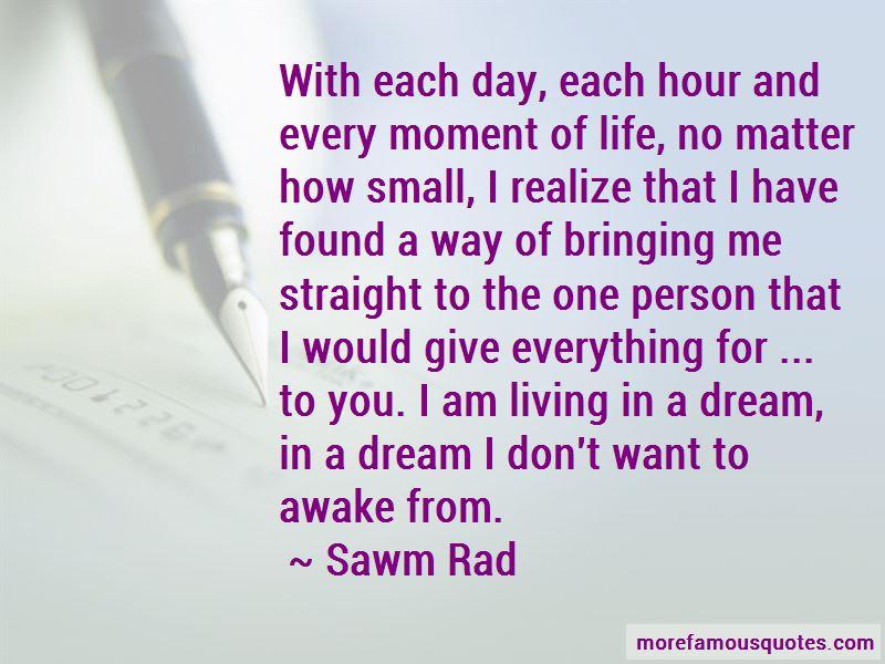 Sawm Rad Quotes