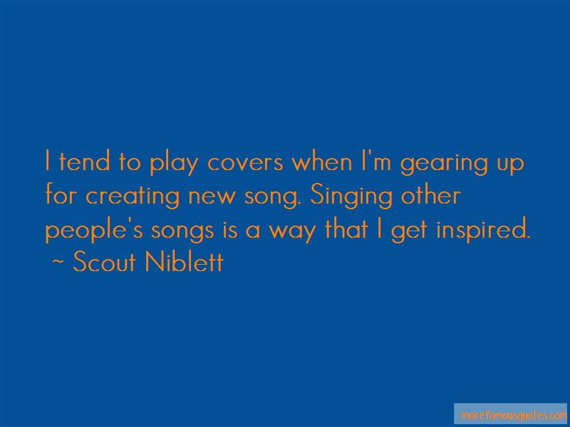 Scout Niblett Quotes Pictures 3