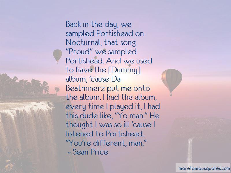 Sean Price Quotes Pictures 3