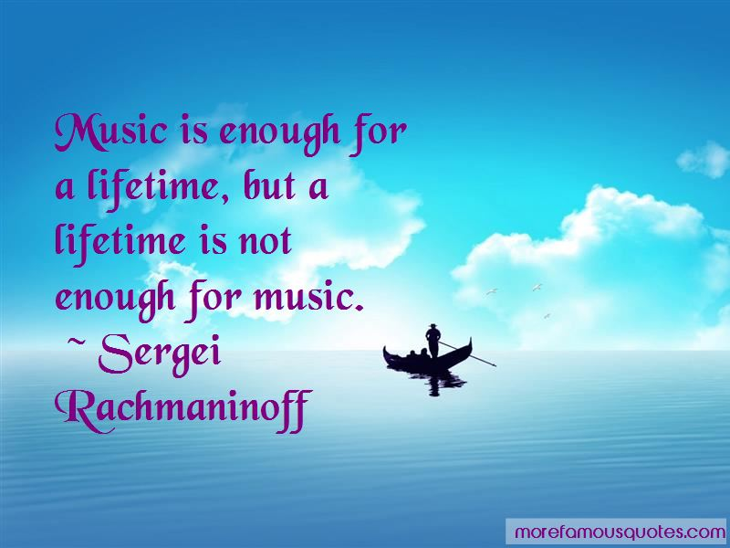 Sergei Rachmaninoff Quotes Pictures 2