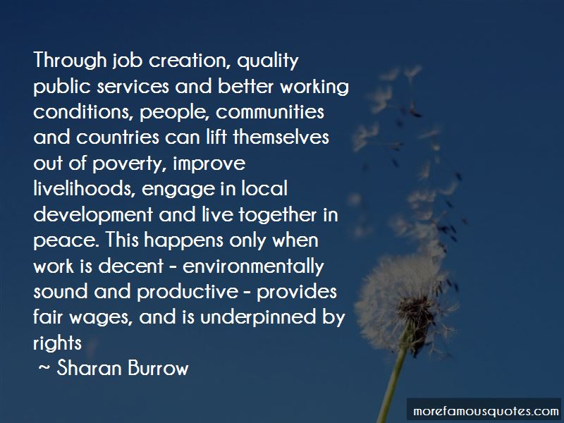 Sharan Burrow Quotes Pictures 2
