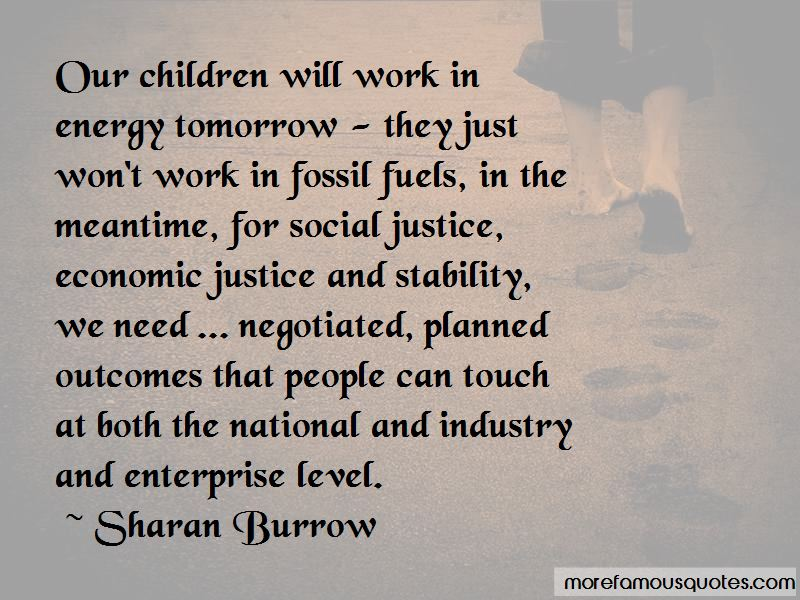 Sharan Burrow Quotes Pictures 3