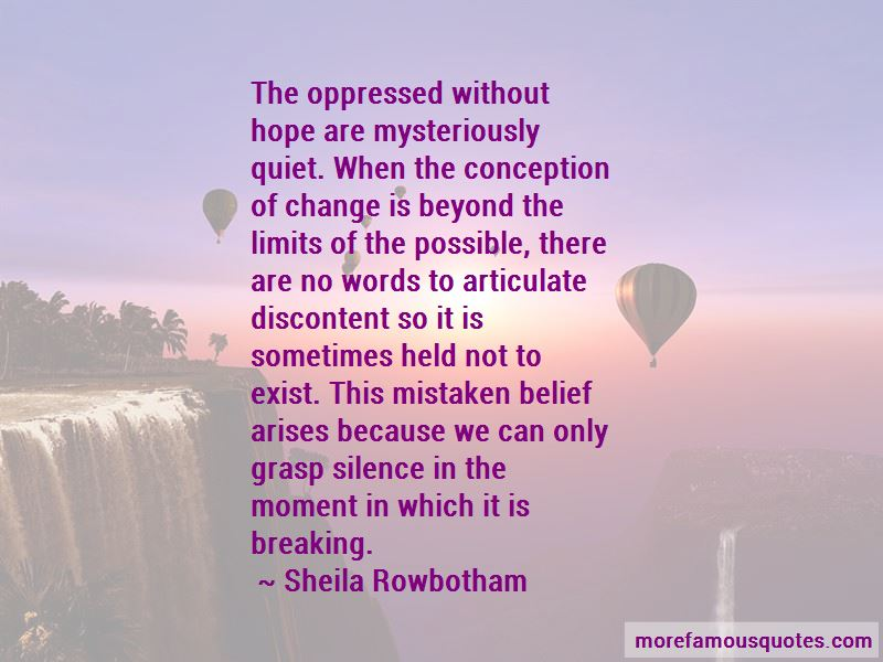 Sheila Rowbotham Quotes Pictures 4