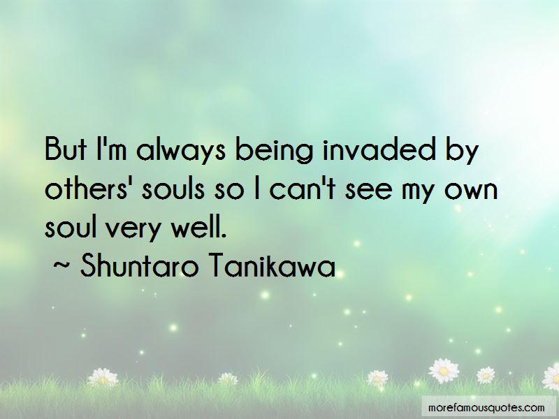 Shuntaro Tanikawa Quotes