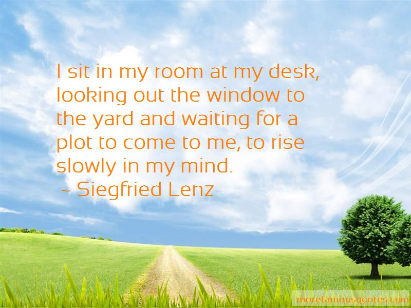 Siegfried Lenz Quotes Pictures 3