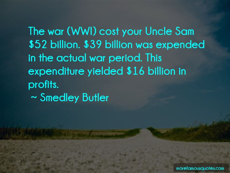 Smedley Butler Quotes Pictures 4