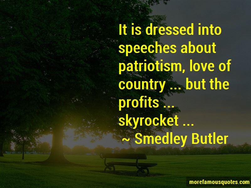 Smedley Butler Quotes