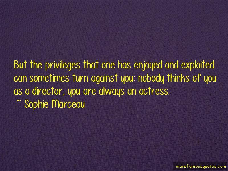 Sophie Marceau Quotes Pictures 2