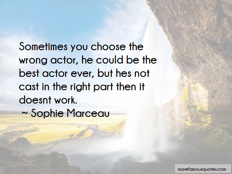 Sophie Marceau Quotes Pictures 4