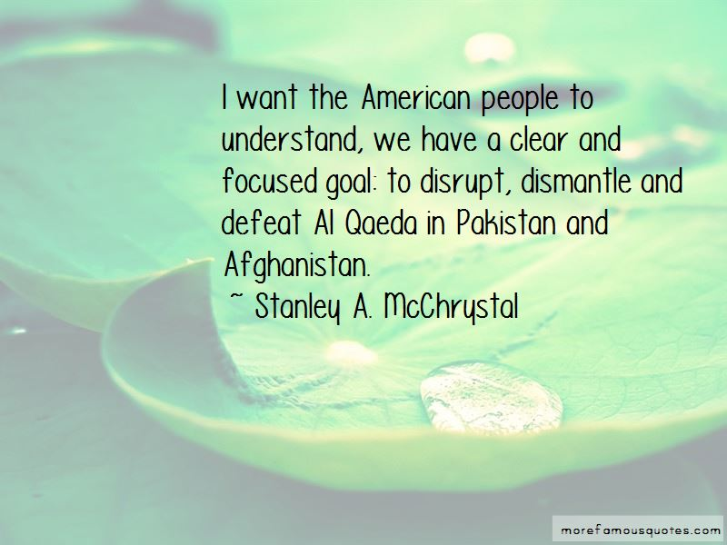 Stanley A. McChrystal Quotes Pictures 2
